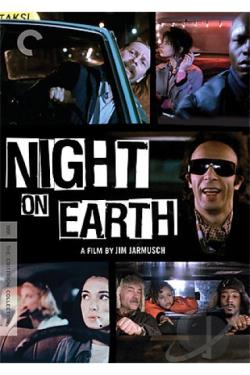 Night on Earth DVD Cover Art