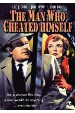 Man Who Cheated Himself DVD Cover Art