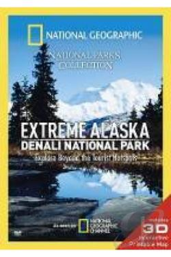 Extreme Alaska: Denali National Park DVD Cover Art