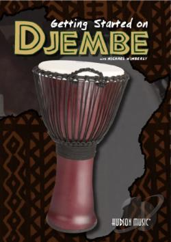 Getting Started on Djembe DVD Cover Art