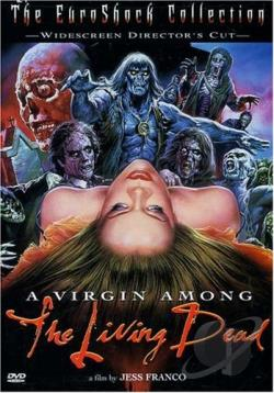 Virgin Among the Living Dead DVD Cover Art