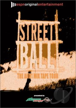 Streetball: The And 1 Mix Tape Tour - Season 1 DVD Cover Art