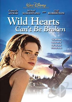Wild Hearts Can't Be Broken DVD Cover Art