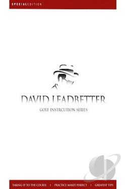 David Leadbetter - Golf Instruction Series DVD Cover Art