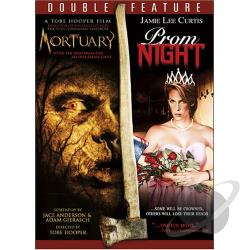Mortuary/Prom Night DVD Cover Art