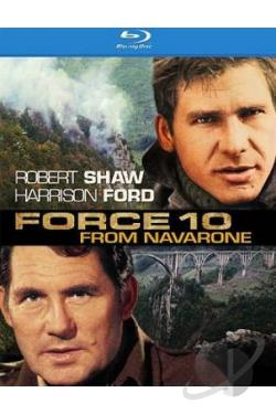 Force 10 From Navarone BRAY Cover Art
