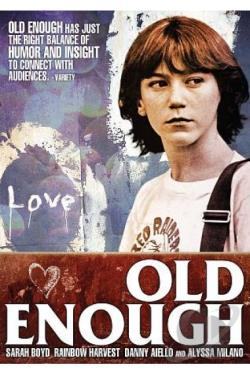 Old Enough DVD Cover Art