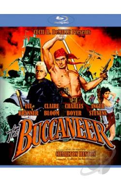 Buccaneer BRAY Cover Art