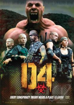 D4 DVD Cover Art