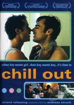 Chill Out DVD Cover Art