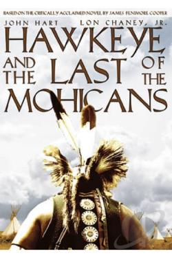 Hawkeye and the Last of the Mohicans DVD Cover Art
