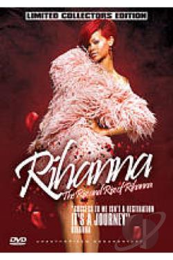 Rihanna - The Rise and Rise of Rihanna DVD Cover Art
