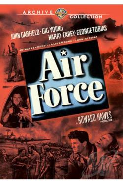 Air Force DVD Cover Art
