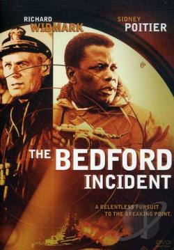 Bedford Incident DVD Cover Art