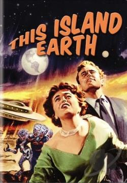 This Island Earth DVD Cover Art