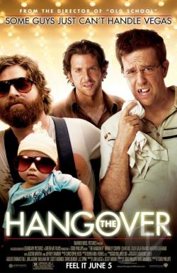 Hangover DVD Cover Art
