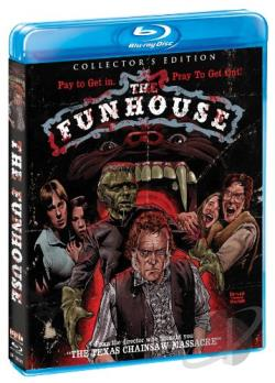 Funhouse BRAY Cover Art