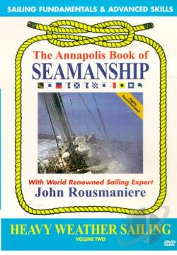 Annapolis Book of Seamanship, The - V. 2 DVD Cover Art