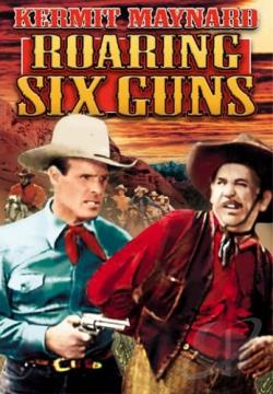 Roaring Six Guns DVD Cover Art
