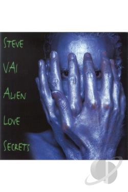 Steve Vai - Alien Love Secrets DVD Cover Art