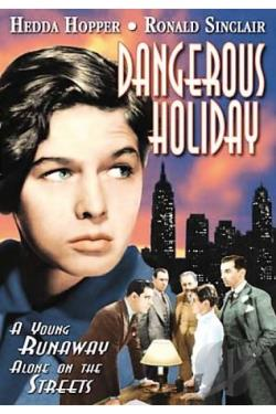 Dangerous Holiday DVD Cover Art