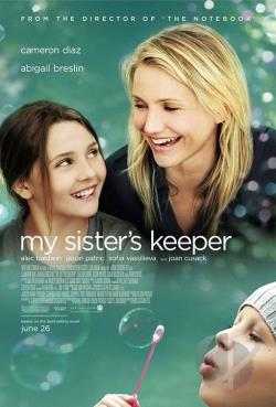 My Sister's Keeper DVD Cover Art