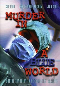 Murder In A Blue World DVD Cover Art