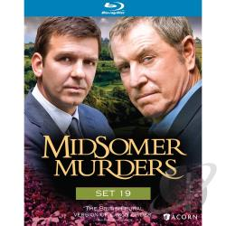 Midsomer Murders: Set 19 BRAY Cover Art