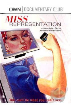 Miss Representation DVD Cover Art