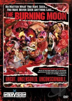 Burning Moon DVD Cover Art