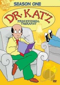 Dr. Katz, Professional Therapist - Season 1 DVD Cover Art