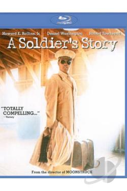 Soldier's Story BRAY Cover Art