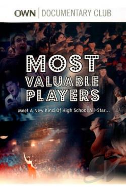 Most Valuable Players DVD Cover Art
