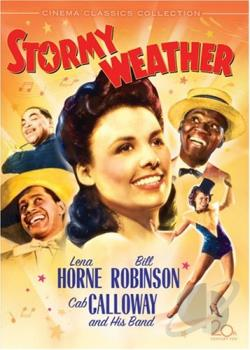 Stormy Weather DVD Cover Art