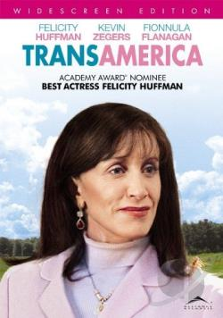 Transamerica DVD Cover Art
