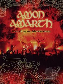 Amon Amarth - Wrath of the Norsemen DVD Cover Art