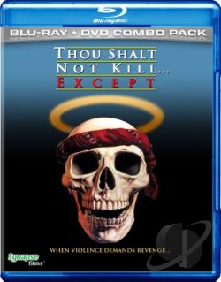 Thou Shalt Not Kill...Except BRAY Cover Art
