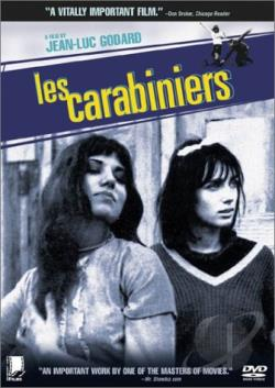 Carabiniers DVD Cover Art