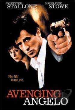 Avenging Angelo DVD Cover Art