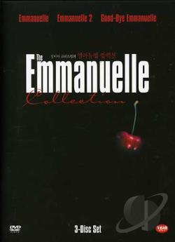 Emmanuelle Collection DVD Cover Art
