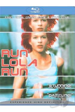Run Lola Run BRAY Cover Art