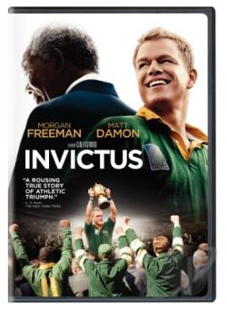 Invictus DVD Cover Art