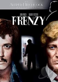 Frenzy DVD Cover Art