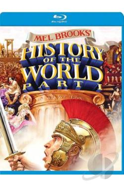History of the World: Part 1 BRAY Cover Art