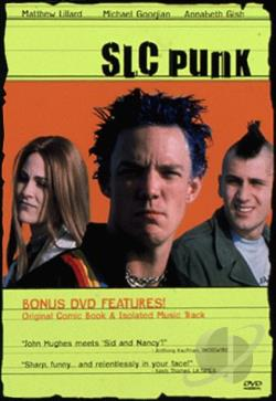 SLC Punk! DVD Cover Art