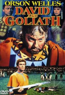 David and Goliath DVD Cover Art