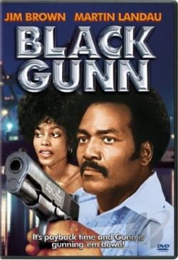 Black Gunn DVD Cover Art