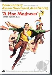 Fine Madness DVD Cover Art