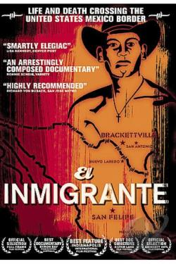 Inmigrante DVD Cover Art