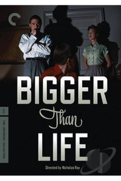 Bigger Than Life DVD Cover Art